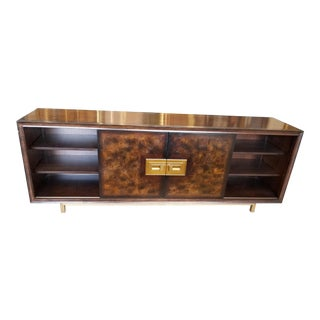Transitional Fine Furniture Design Humphrey Bogart Cachet Media Console