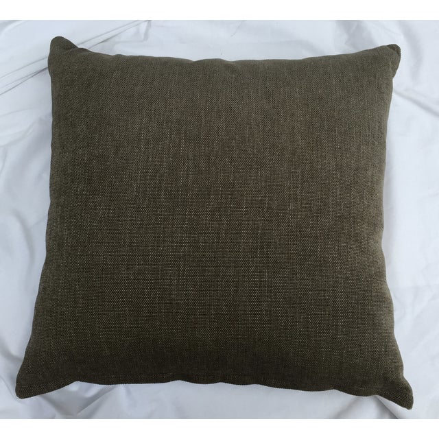 Scottish Wool Plaid Pillows - A Pair - Image 4 of 5