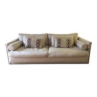 Modern Ethan Allen Abington Sofa For Sale