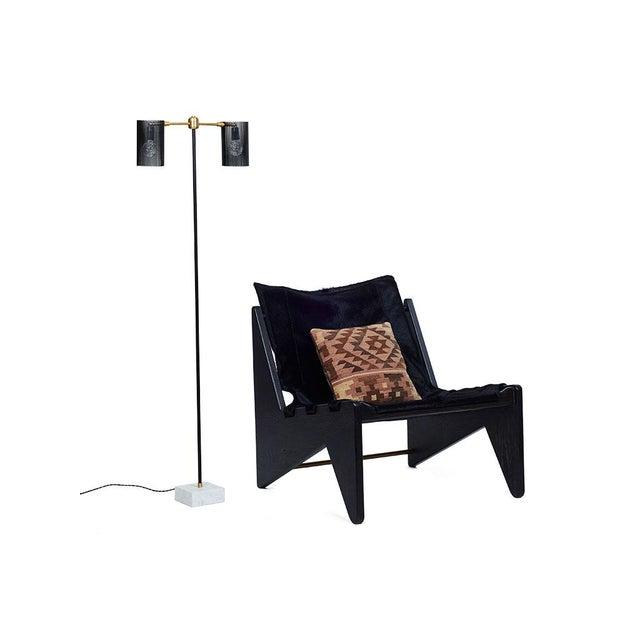 2010s Sabin Maza Floor Lamp For Sale - Image 5 of 6