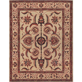 Mansour Exquisite Handmade Farahan Rug For Sale