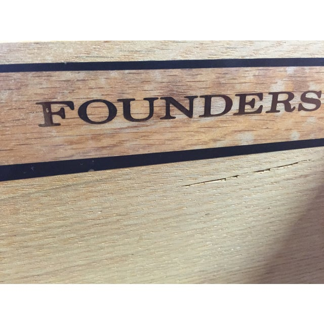 Jack Cartwright for Founders Four Drawer Chest - Image 10 of 11