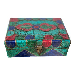 Inlaid Box For Sale