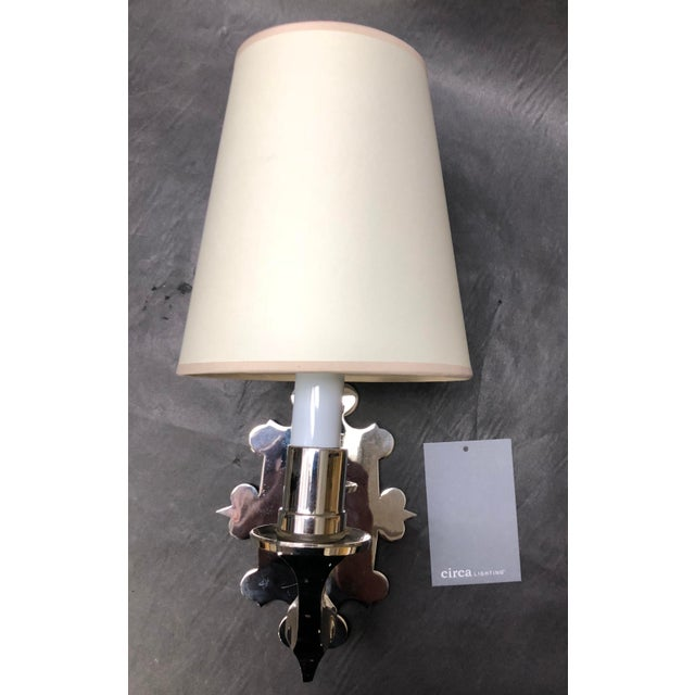 """Thomas O'Brien """"Leyland"""" Wall Sconce For Circa Lighting/Visual Comfort. This was a display model for a lighting boutique..."""