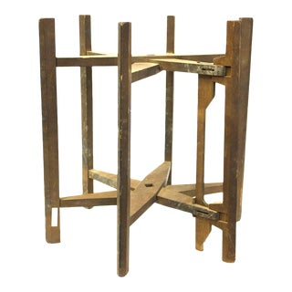 Japanese Large Weaving Tool For Sale