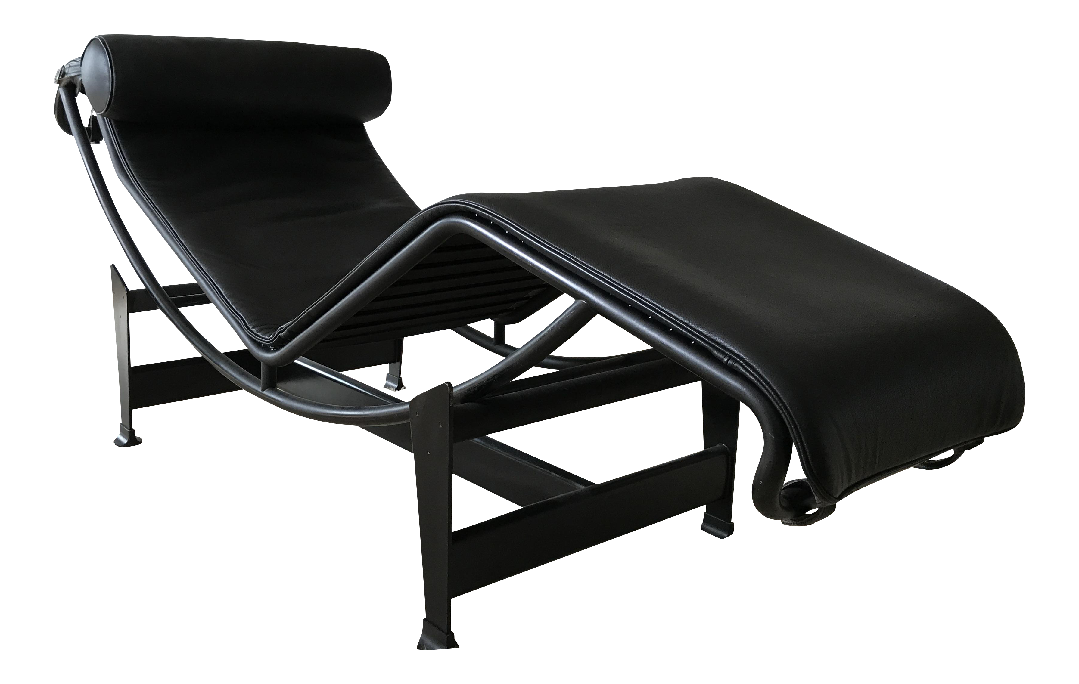 Le Corbusier LC4 Chaise Lounge Chair