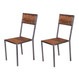 Heurich Dining Chair- A Pair