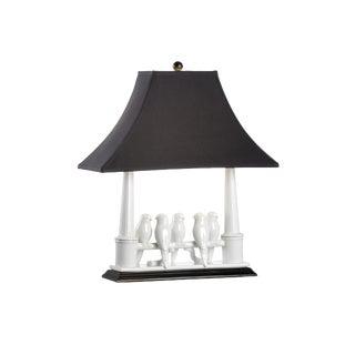 Wildwood Budgies Lamp For Sale