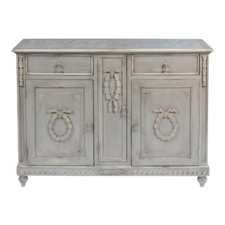 Sarreid Provence Lauriers Buffet For Sale