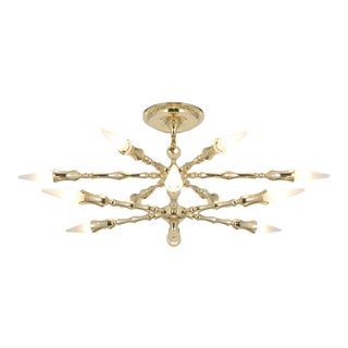 Burst 1 Chandelier For Sale