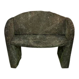 English Stone Bench For Sale