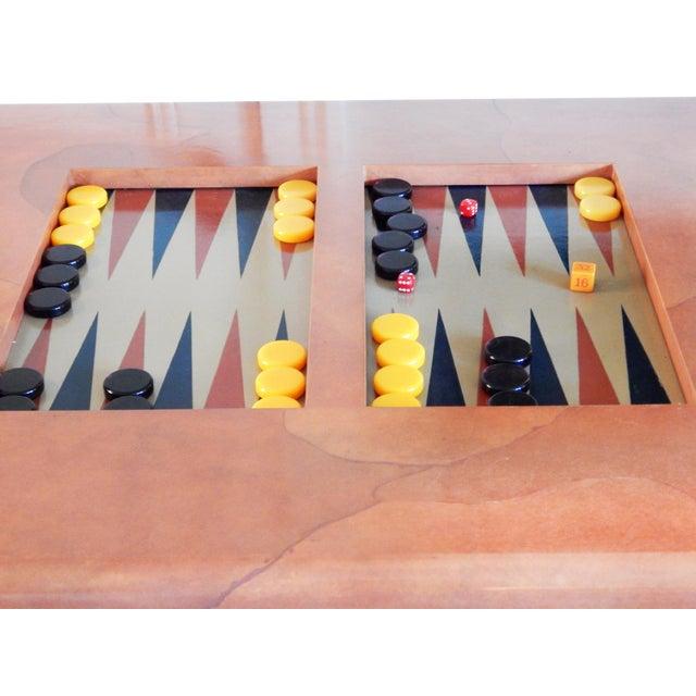 Karl Springer Game Table - Image 7 of 8