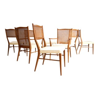 Paul McCobb for Widdicomb Dining Chairs - Set of 8 For Sale
