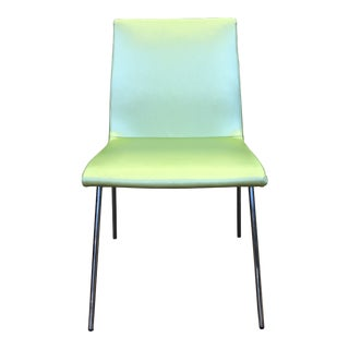 Ligne Roset Pierre Paulin Green TV Chair For Sale