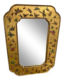 Image of Chinoiserie Wall Mirrors