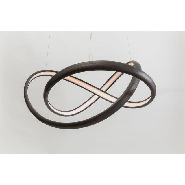 2010s John Procario, Freeform Series Light Sculpture VII, USA, 2018 For Sale - Image 5 of 12