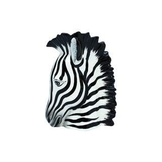 Fitz and Floyd Vintage Zebra Vase