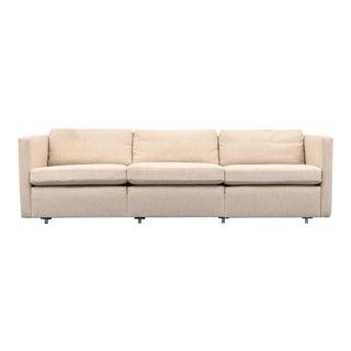Vintage Mid Century Charles Pfister Sofa For Sale