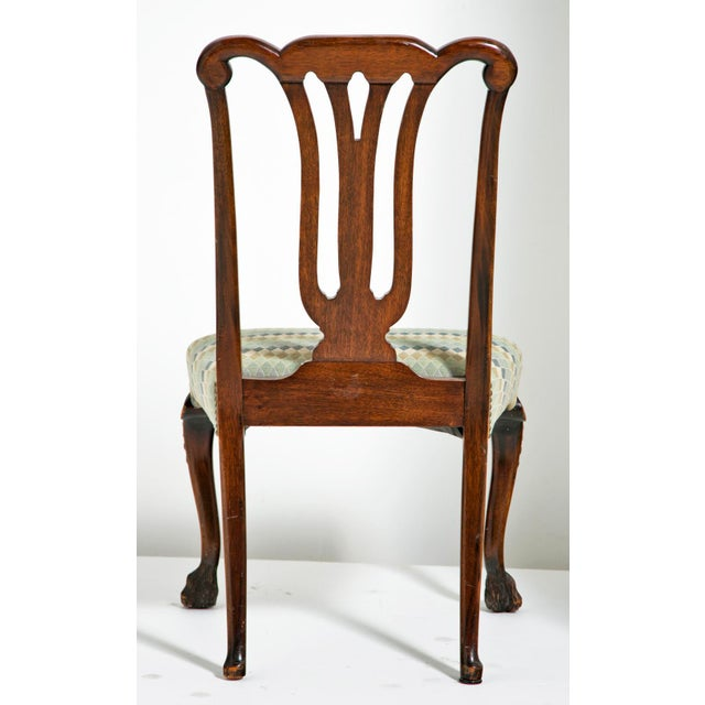 Chippendale Mid 19th Century Chippendale Style Side Chairs - Set of 4 For Sale - Image 3 of 7