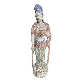 19th Century Antique Florentine Statue For Sale