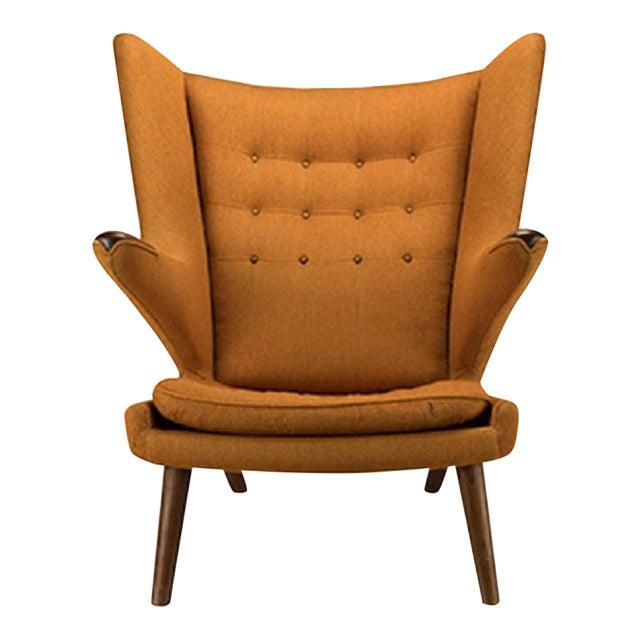 Hans Wegner Papa Bear Chair For Sale