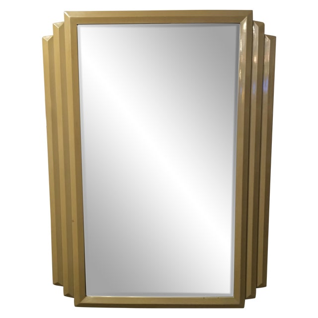 Large Art Deco Mirror - Image 1 of 6