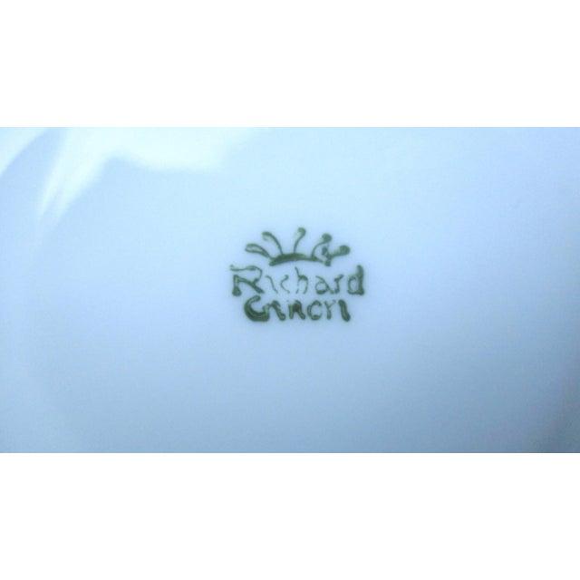 Richard Ginori Italian Porcelain Tea Cups - 24 Piece For Sale - Image 10 of 11