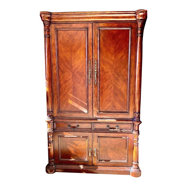 Artistica Tv Cabinet Entertainment Center For Sale