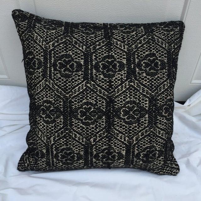 Woven Kilim Pillow - Image 2 of 6