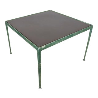Vintage 1960s Patio Dining Table by Richard Schultz for Knoll For Sale