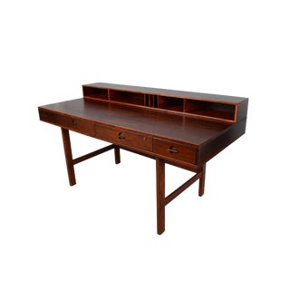 Dansk - Desk Danish Modern Peter Lovig Nielsen For Sale