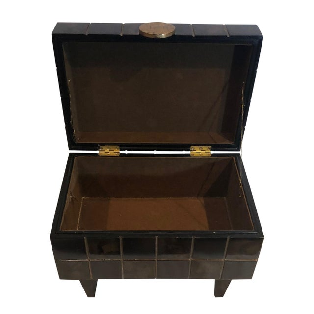 1970s 1970s Maitland Smith Mid Century Box For Sale - Image 5 of 10