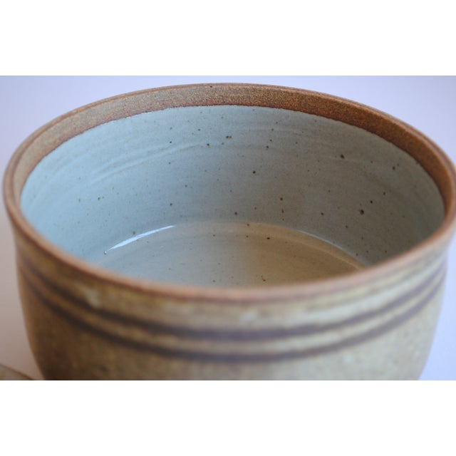 Vintage Studio Pottery Bowl - Image 7 of 8