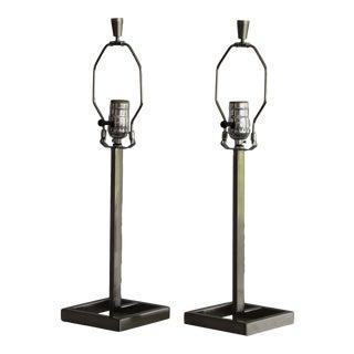 Sonnemen Influence Petite Table Lamps - a Pair For Sale