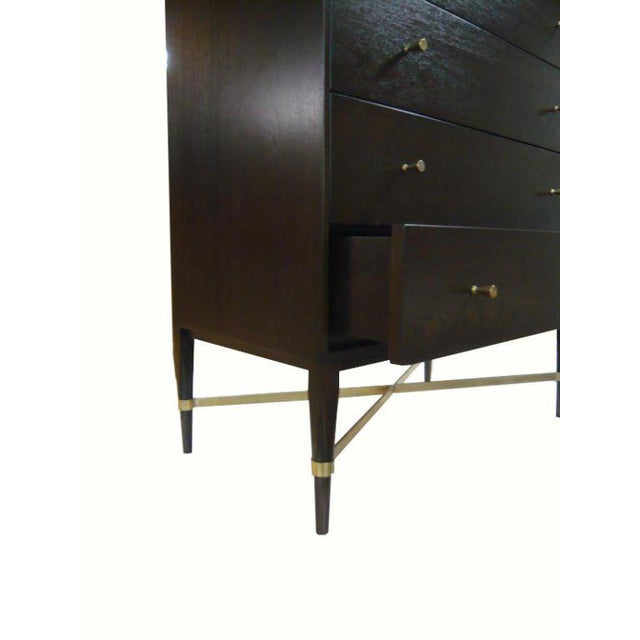 Modern Customizable Henderson X-Stretcher Commode For Sale - Image 3 of 10