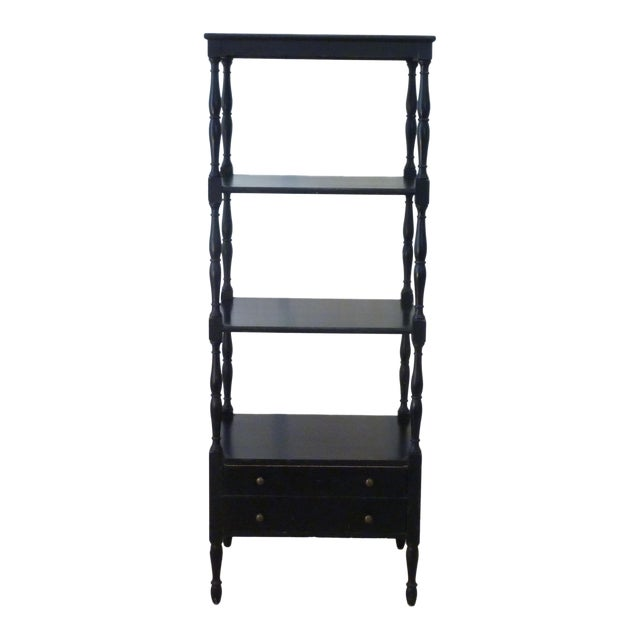 Early 20th Century Antique Etagere For Sale