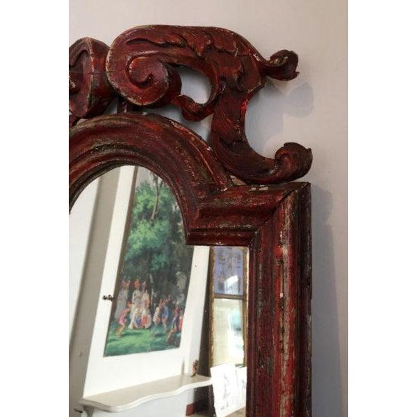 19th c. Italian Mirror For Sale - Image 4 of 7