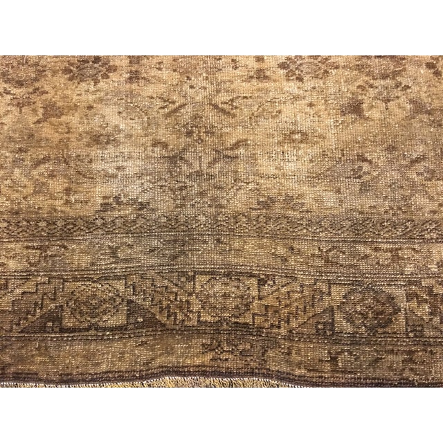 "Vintage Persian Malayer Rug - 5'11"" X 12' - Image 3 of 7"