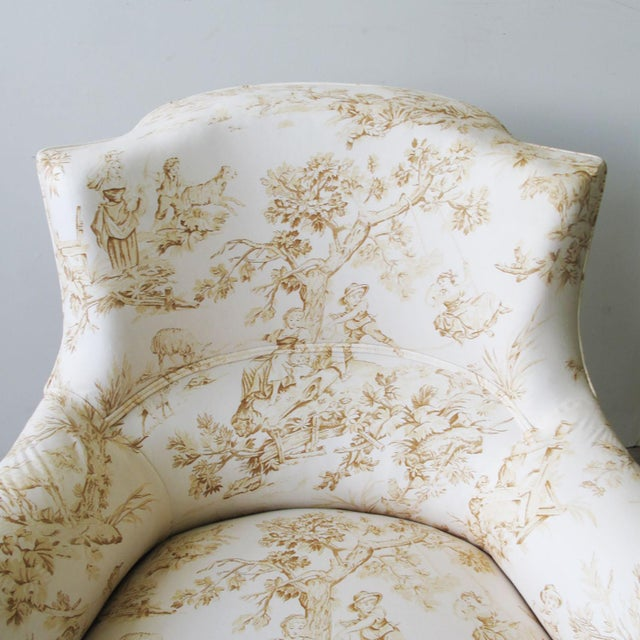 Napoleon III Armchair For Sale In New York - Image 6 of 8