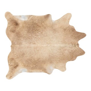 Blonde Genuine Brazilian Cowhide