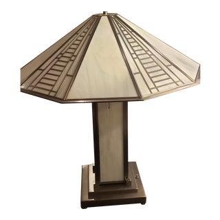 Vintage Fredrick Ramond Table Lamp For Sale