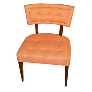 Henredon Mid-Century Modern Slipper Chair