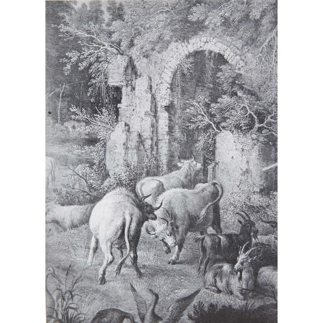 "1950s 1953 ""Flemish Landscape Painters of the XVIIth Century"" Coffee Table Book For Sale - Image 5 of 6"