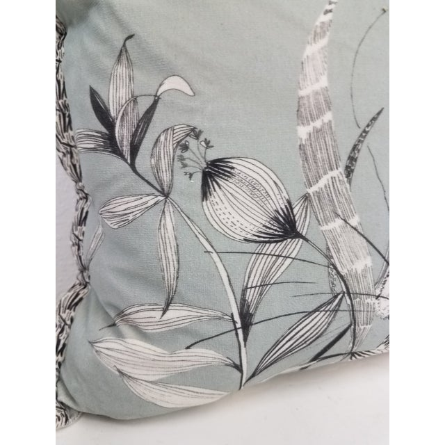 Feather Rabbit Hare Pillow - Made in Wales, United Kingdom For Sale - Image 7 of 11