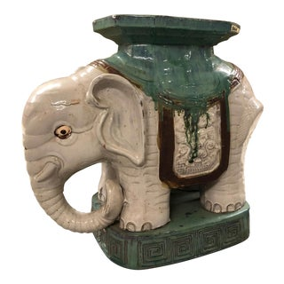 Elephant Garden Stool For Sale
