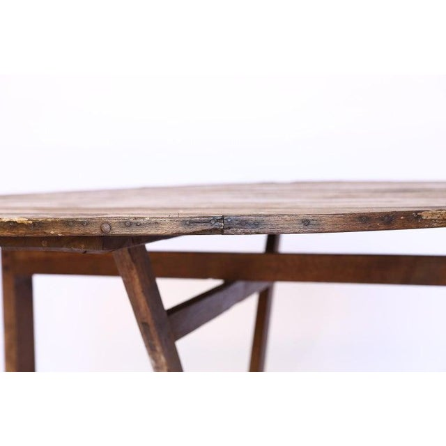 French 19th Century French Wine Tasting Table For Sale - Image 3 of 6