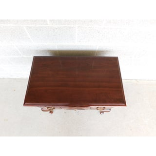 Harden Charleston Collection Cherry Chippendale Style Low Boy Preview
