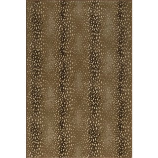 "Stark Studio Rugs Deerfield Sand Rug - 7'10"" X 10'10"" For Sale"