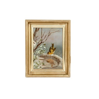 Late 19th Century Oil / Canvas Painting For Sale