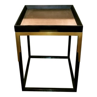 Jonathan Charles Square Tray Table